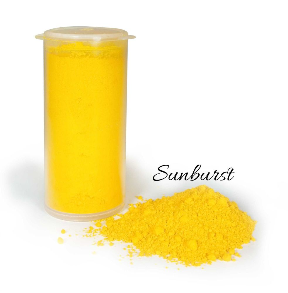 Crystal Candy So Intense Food Colour Powders - Sunburst