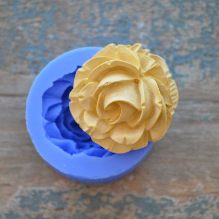 Crystal Candy Bas Relief Moulds - ROYAL SUNSET