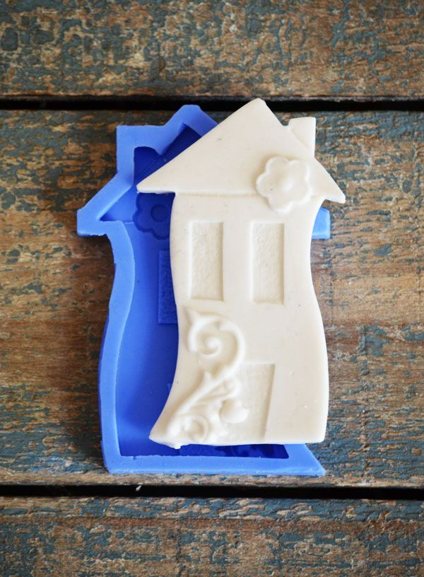Crystal Candy Home Sweet Home Mould Collection - Summer Bungalow