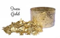 Crystal Candy Edible Flakes -  Inca Gold