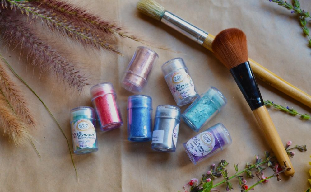 Crystal Candy Lustre Dusts