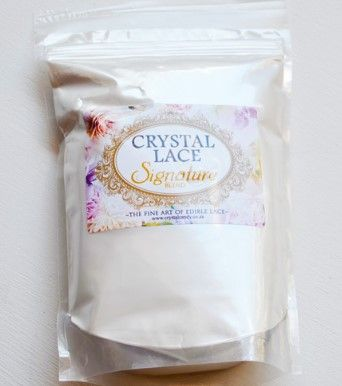 Crystal Candy Lace Icing 100g Pack