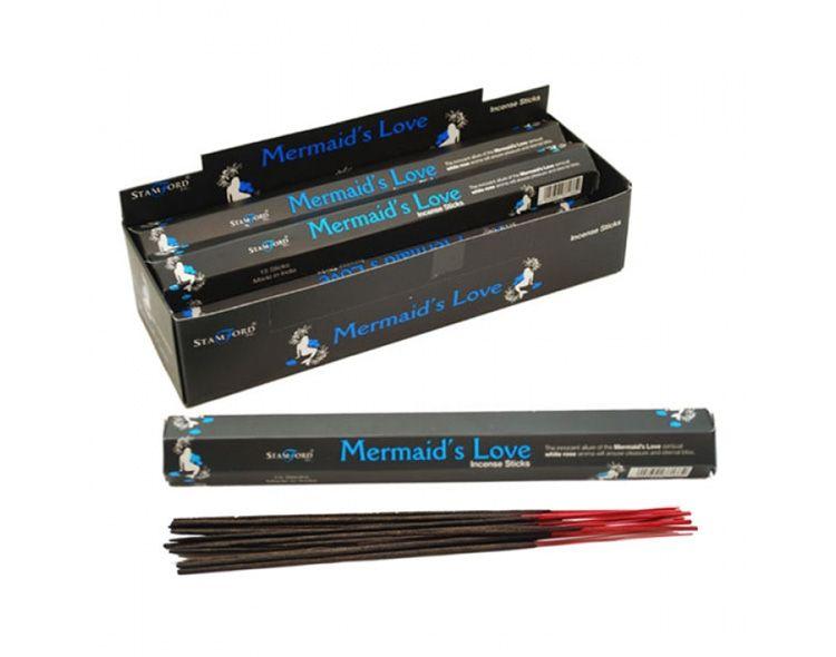 Mermaids Love incense sticks by Stamford