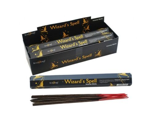 Wizard's Spell incense sticks by Stamford