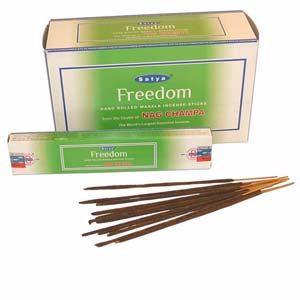 Satya - Freedom Incense Sticks