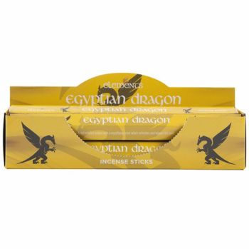 Elements Mystical - Egyptian Dragon Incense Sticks