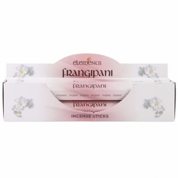 Elements - Frangipani Incense Sticks