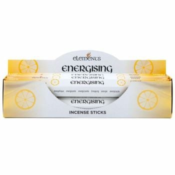 Elements Aromatherapy - Energising Incense Sticks