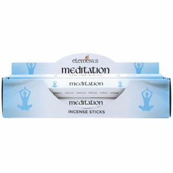 Elements Aromatherapy - Meditation Incense Sticks