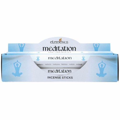 Meditation aromatherapy incense sticks by elements