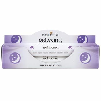 Elements Aromatherapy - Relaxing Incense Sticks