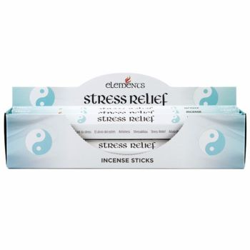 Elements Aromatherapy - Stress Relief Incense Sticks