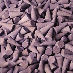 Ancient Wisdom - Lavender Loose Incense Cones