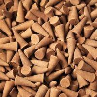 Ancient Wisdom - Orange & Cinnamon Loose Incense Cones