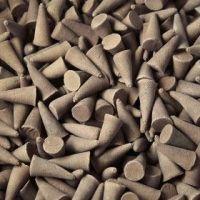 Ancient Wisdom - Vanilla Loose Incense Cones