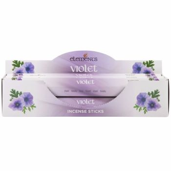 Elements - Violet Incense Sticks