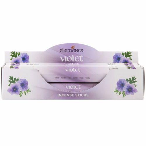Elements - Violet Incense Sticks