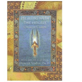 Healing with the Angels Oracle Cards by Doreen Virtue