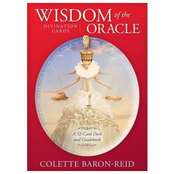The Wisdom of the Oracle Divination Cards