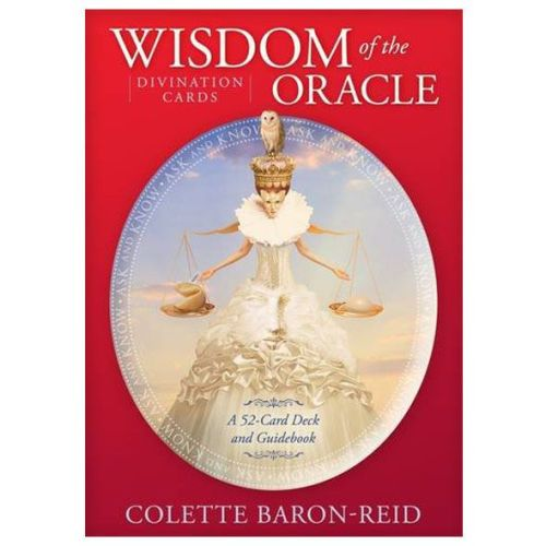 The Widom of the Oracle Divination Cards