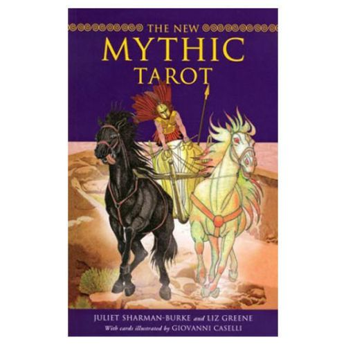 The New Mythic Tarot Deck