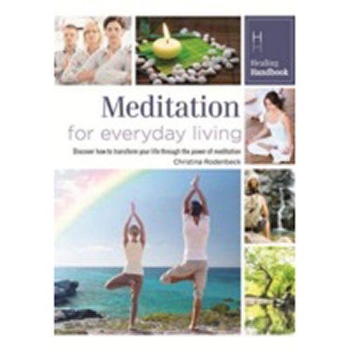 Healing Handbook - Meditation for Everyday Living