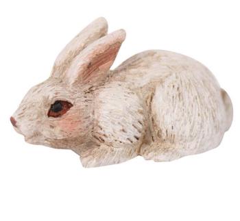 Mini Rabbit Ornament