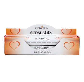 Elements Aromatherapy - Sensuality Incense Sticks