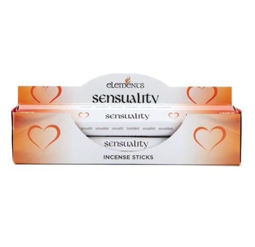 Elements Aromatherapy - Sensuality Incense Sticks