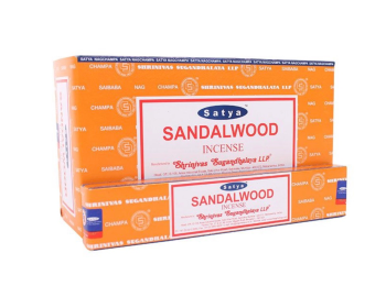 Satya - Sandalwood Incense Sticks