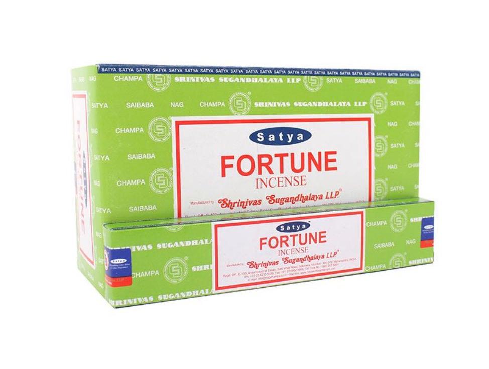 Satya - Fortune Incense Sticks