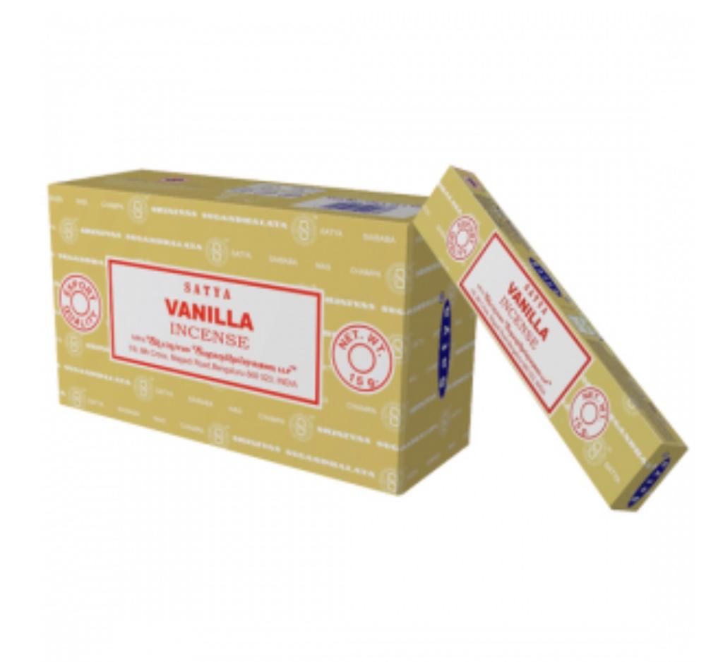 Satya - Vanilla Incense Sticks