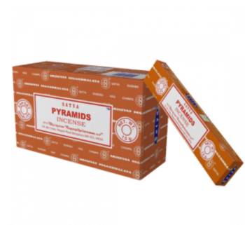 Satya - Pyramids Incense Sticks