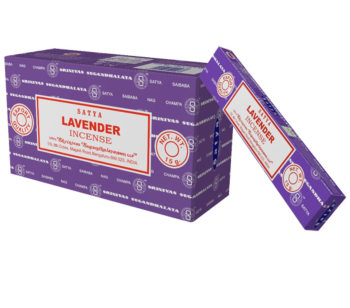 Satya - Lavender Incense Sticks