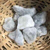 Raw Stone - Calcite, Blue