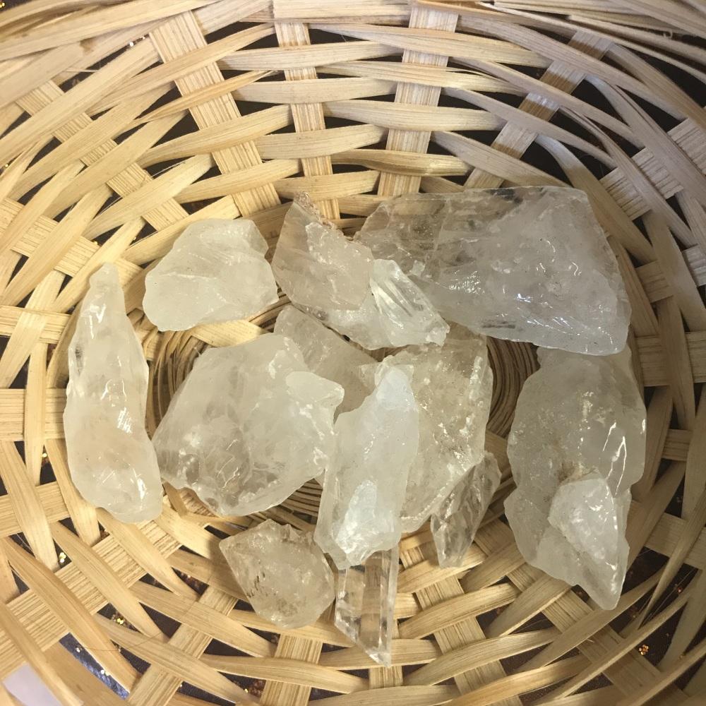 Raw Stone - Calcite, Icicle