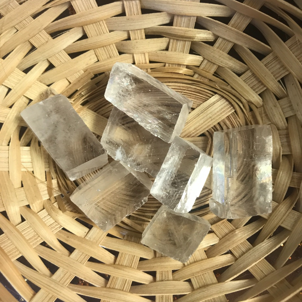Raw Stone - Calcite, Optical