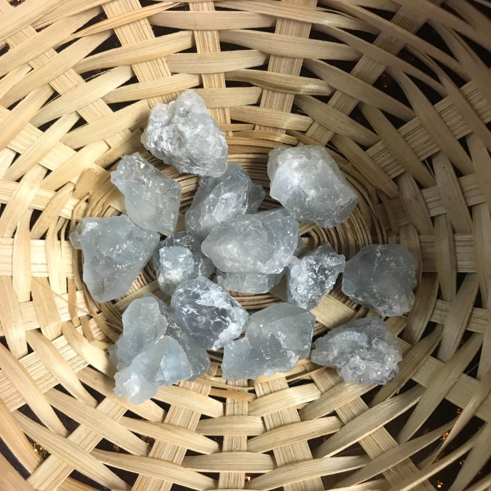Raw Stone - Celestite