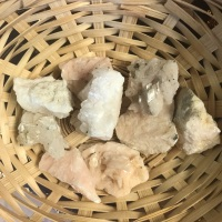 Raw Stone - Dolomite, Pink