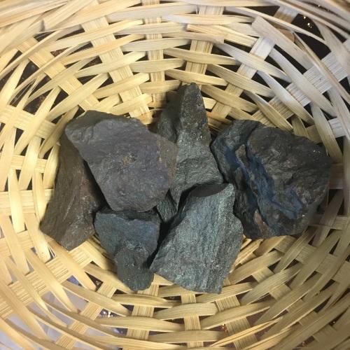 Raw Stone - Hematite