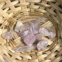 Raw Stone - Kunzite, Pink (Small)