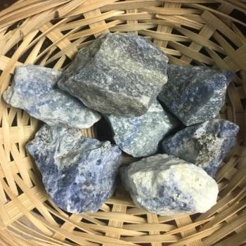 Raw Stone - Sodalite