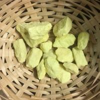 Raw Stone - Sulphur
