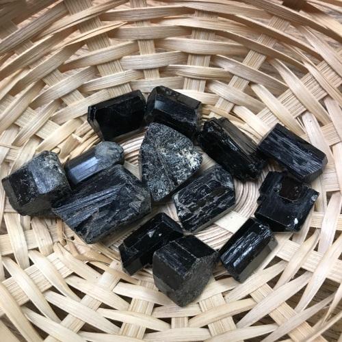 Raw Stone - Black Tourmaline