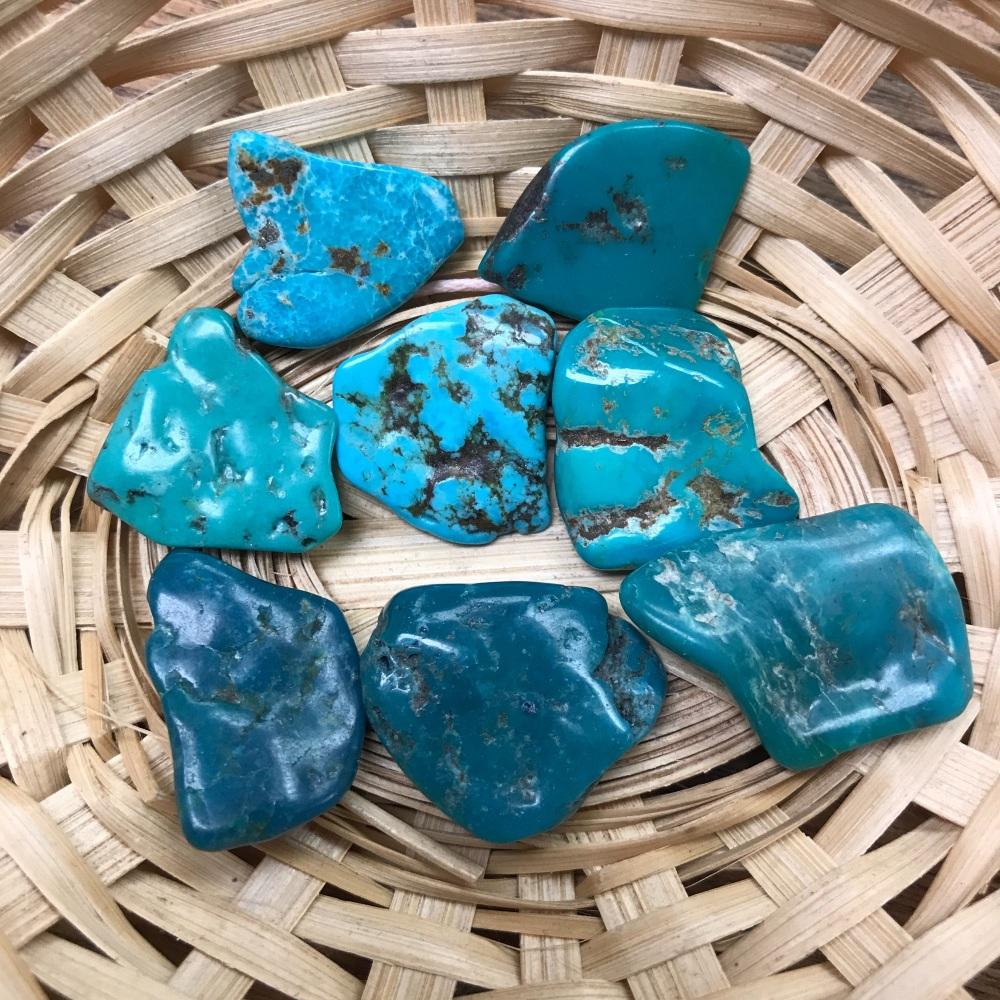 Raw Stone - Turquoise