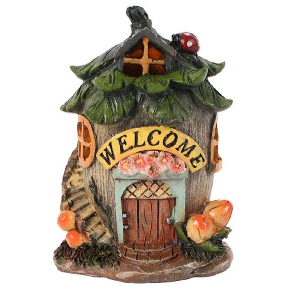 Fairy Home - Fallen Nut
