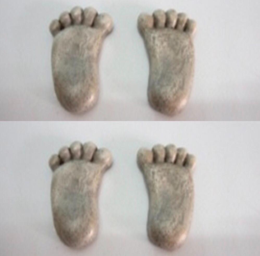 Fairy Garden Feet Stepping Stones