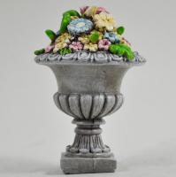 Fairy Garden Stone Effect Flower Pot