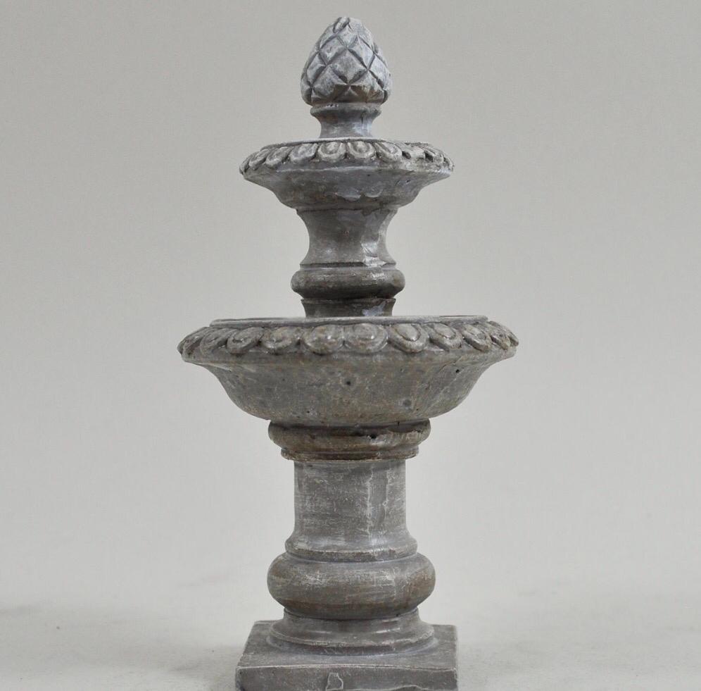 Fairy Garden Stone Fountain