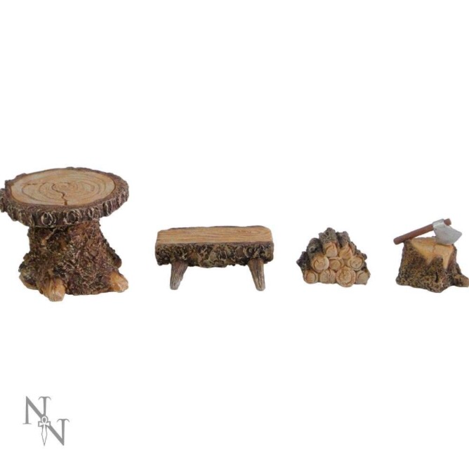 Woodland Lodging Set